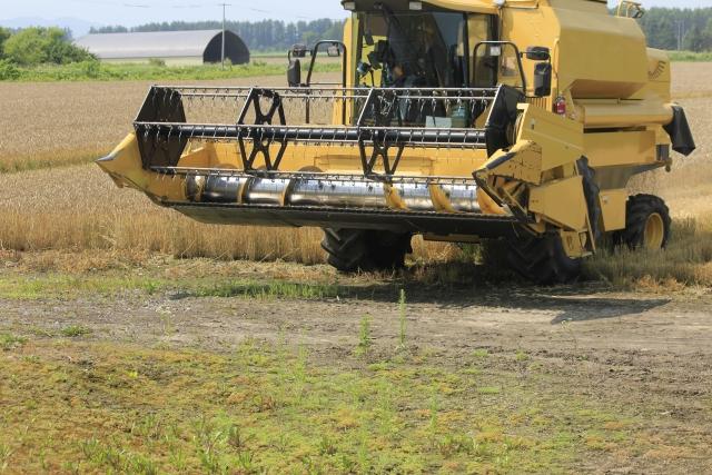 農機の生産年数で売却価格は変わる