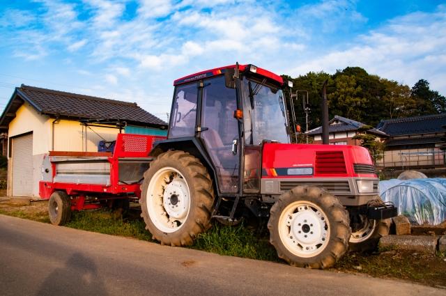 農耕車は保険に加入できる?加入したほうがよい保険の種類