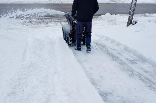 除雪機の寿命を延ばす保管方法