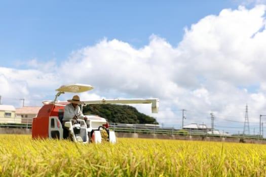 【新】コンバインの選び方|農業効率アップ・時短・費用の節約術紹介